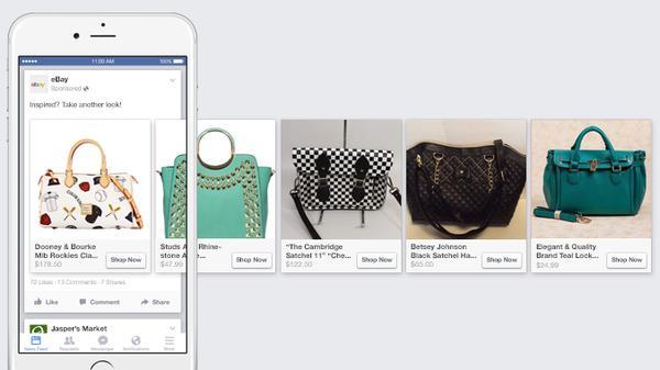 Las Campañas de facebook (anuncios dinámicos de productos)
