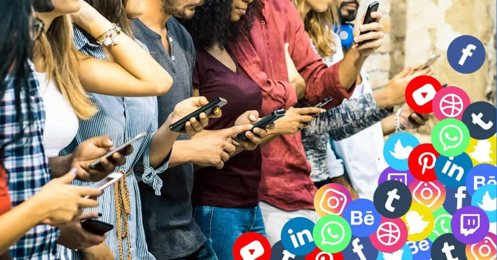 Importancia de las redes sociales para los negocios