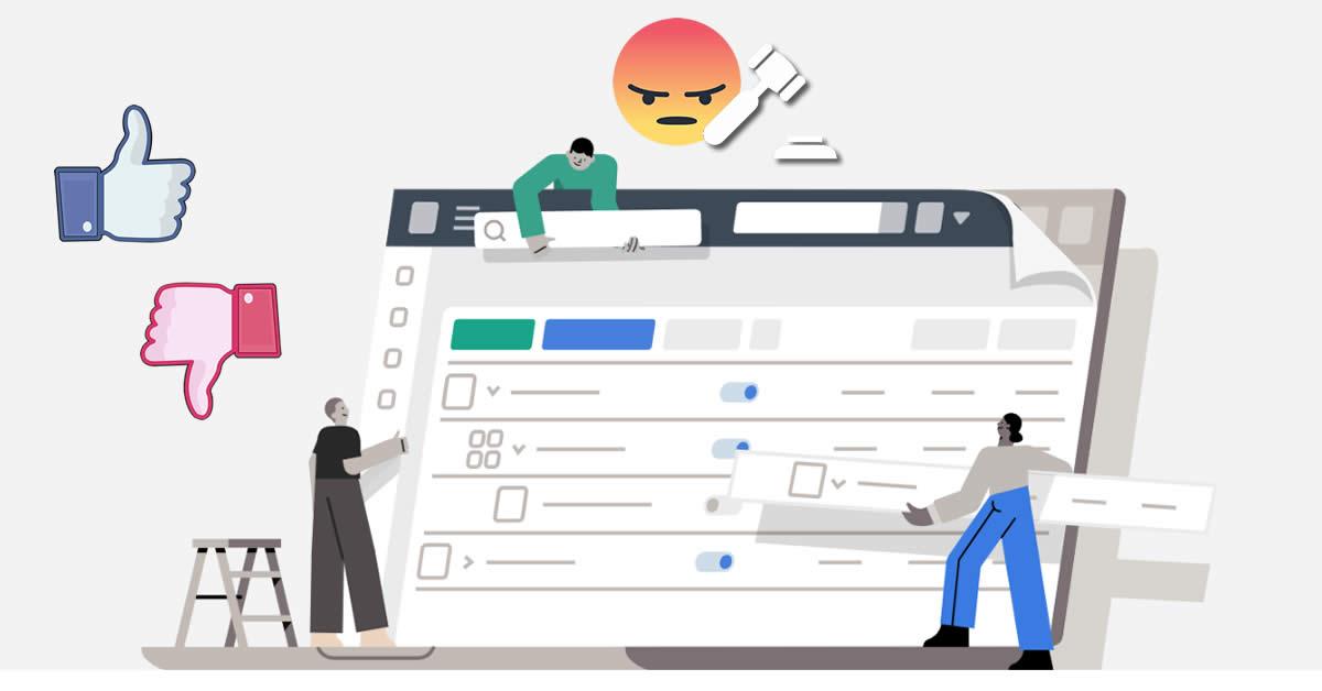 Las Políticas de Facebook para tus anuncios